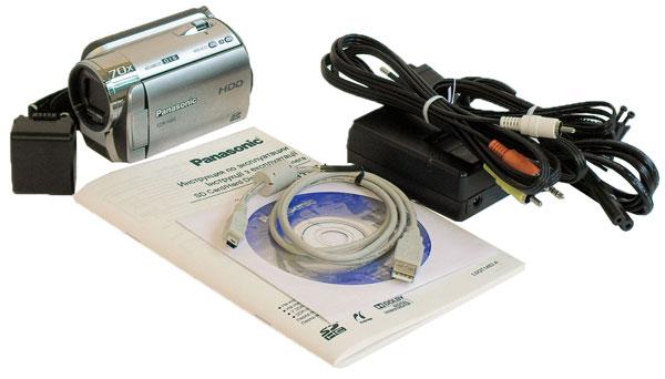 Panasonic Sdr H80 Инструкция - фото 6