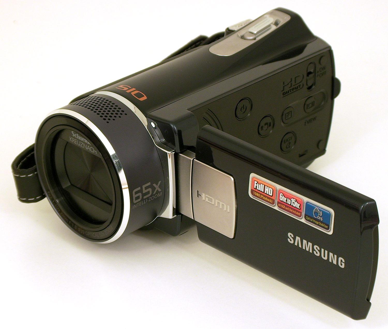 Инструкция к видеокамере samsung