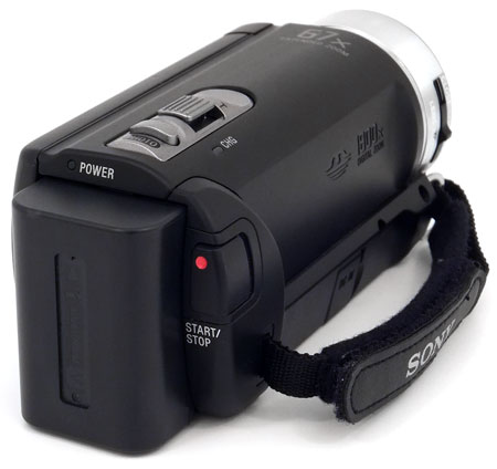Видеокамера Sony DCR-SX21