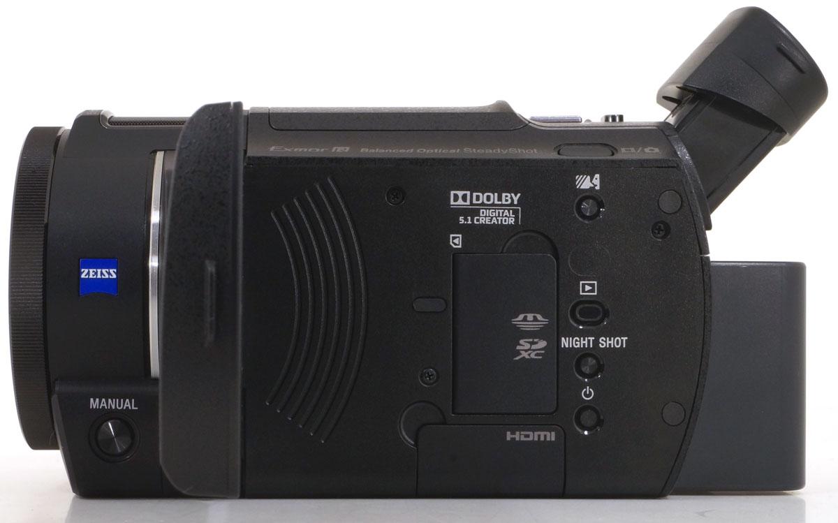 Инструкция кинокамер марки сони