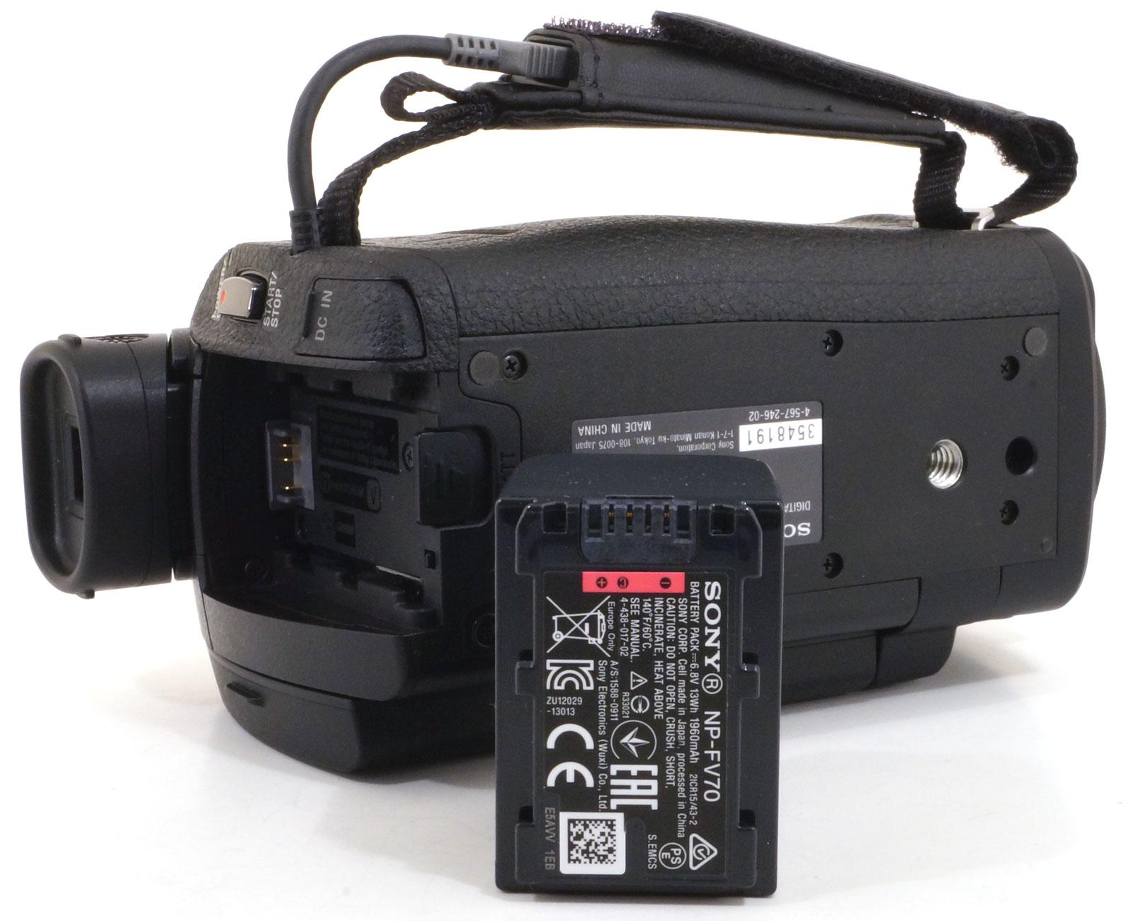 Видеокамеры sony инструкция