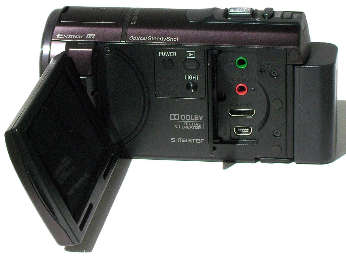 Прошивка камера sony hdr cx360e youtube.