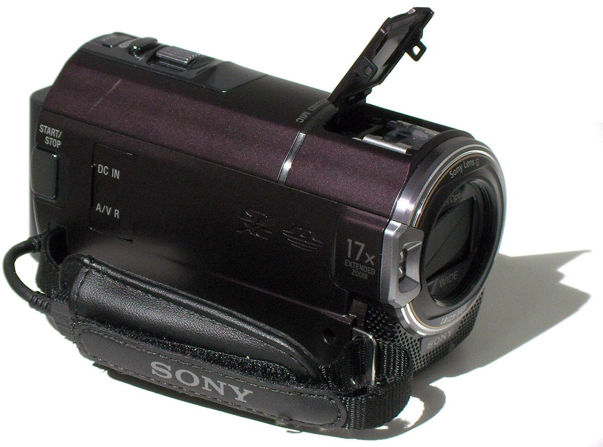 видеокамера sony hd 720p инструкция по применению