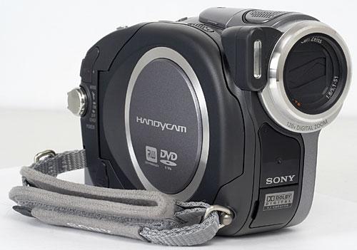 обзор Відеокамери Sony Dcr-dvd403e
