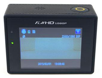 Экшн-камеры X-Ride Ultra HD и X-Ride Full HD