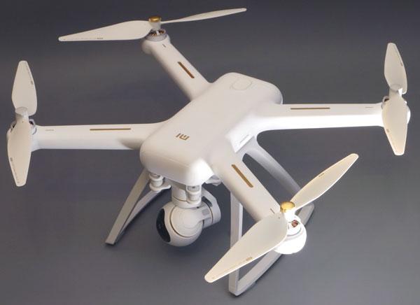 Камера квадрокоптера Xiaomi Mi Drone 4K