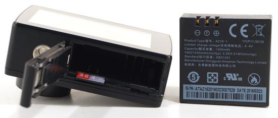 Экшн-камера Yi 4K Action Camera