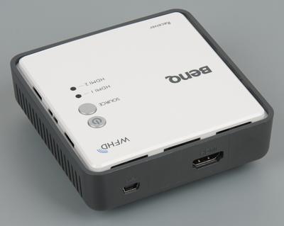Комплект BenQ WDP01, приемник