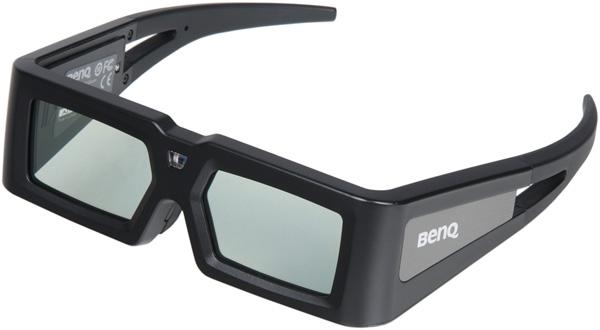 Проектор BenQ W7000, 3D очки