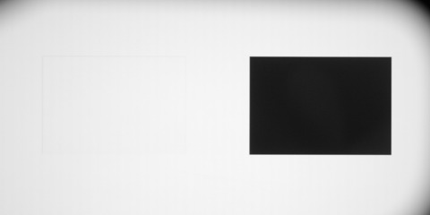 Проектор Epson EH-LS10000, тест разделения стереопар