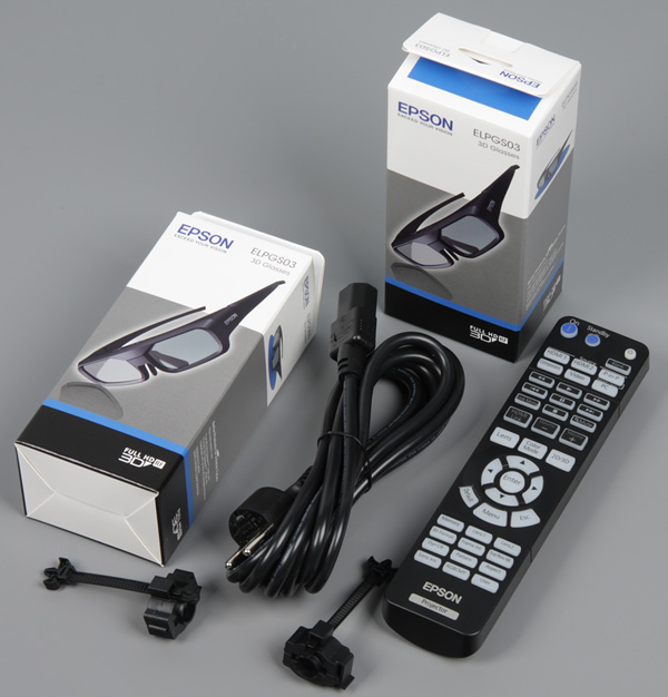Проектор Epson EH-LS10000, 3D комплект