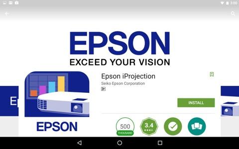 Проектор Epson EH-TW5350, iProjection