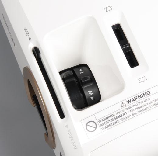 Проектор Epson EH-TW5350, объектив