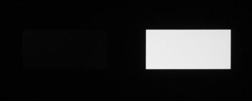 Проектор Epson EH-TW550, тест разделения стереопар