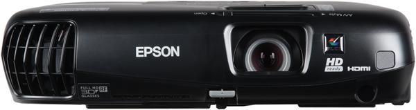 Проектор Epson EH-TW550, лицевая поверхность