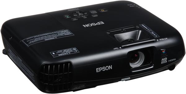 Проектор Epson EH-TW550, внешний вид