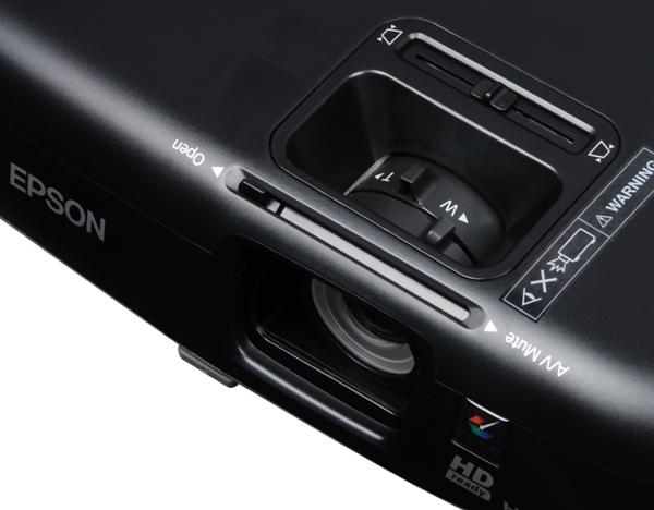 Проектор Epson EH-TW550, объектив