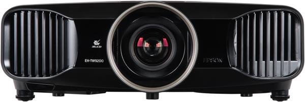 Проектор Epson EH-TW9200, лицевая поверхность