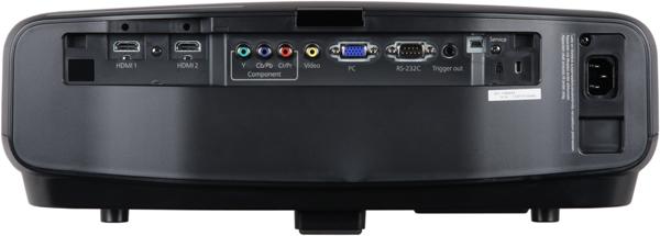 Проектор Epson EH-TW9200, задняя поверхность