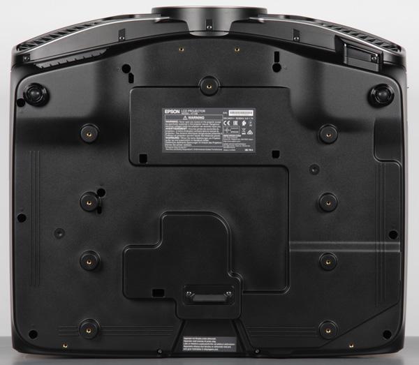 Проектор Epson EH-TW9300, нижняя поверхность