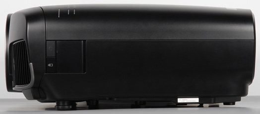 Проектор Epson EH-TW9300, левая поверхность