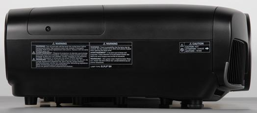 Проектор Epson EH-TW9300, правая поверхность