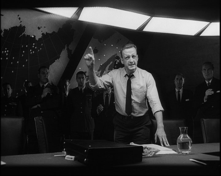 """movie dr strangelove essay Dr strangelove by wheeler winston dixon portions of this essay originally appeared in the journal film international as part of the article """" dark humor in."""