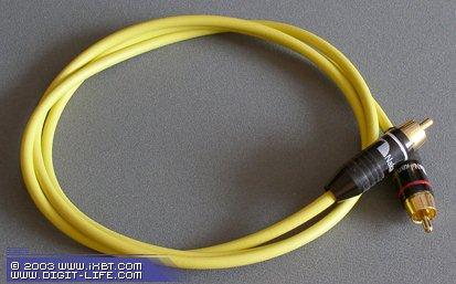 Аудио коаксиальный кабель своими руками