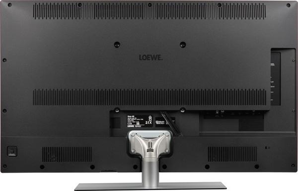 ЖК-телевизор Loewe One 40. Вид сзади