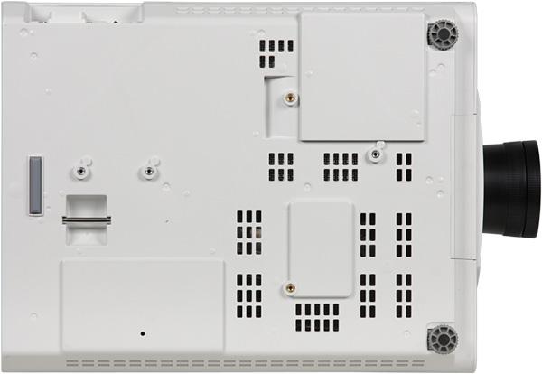 Проектор Panasonic PT-DZ570E, нижняя поверхность