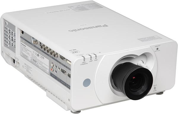 Проектор Panasonic PT-DZ570E, внешний вид