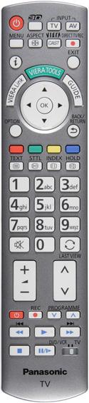 Плазменный телевизор Panasonic Viera TX-PR50GT30, Пульт ДУ