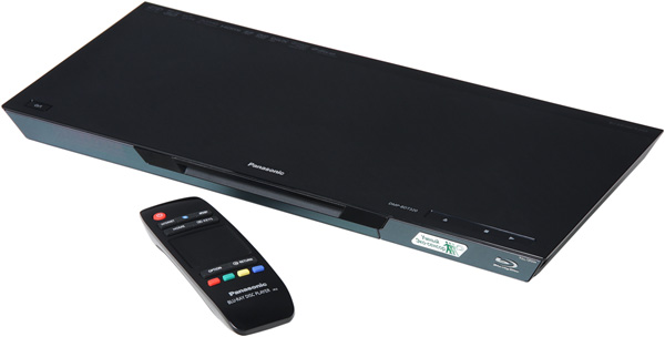 Плазменный телевизор Panasonic VIERA TX-PR50VT50, Blu-ray-плеер Panasonic DMP-BDT320