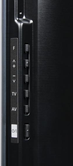 Плазменный телевизор Panasonic VIERA TX-PR50VT50, кнопки управления