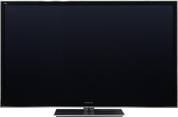Плазменный телевизор Panasonic VIERA TX-PR50VT50, вид спереди