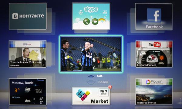Обзор концепции Panasonic Smart VIERA и новые возможности