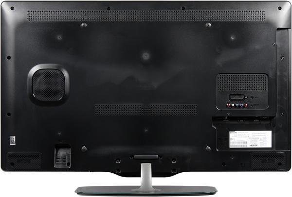 ЖК-телевизор Philips 40PFL6606H/12, вид сзади