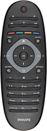 ЖК-телевизор Philips 40PFL6606H/12, Пульт ДУ