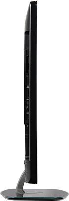 ЖК-телевизор Philips 40PFL6606H/12, вид сбоку