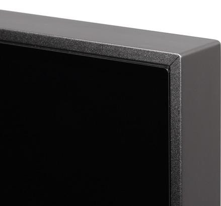 QLED-телевизор Samsung QE65Q9FAMUXRU, вид спереди