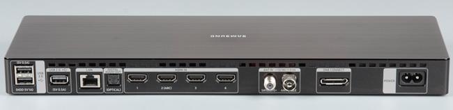 QLED-телевизор Samsung QE65Q9FAMUXRU. Блок One Connect