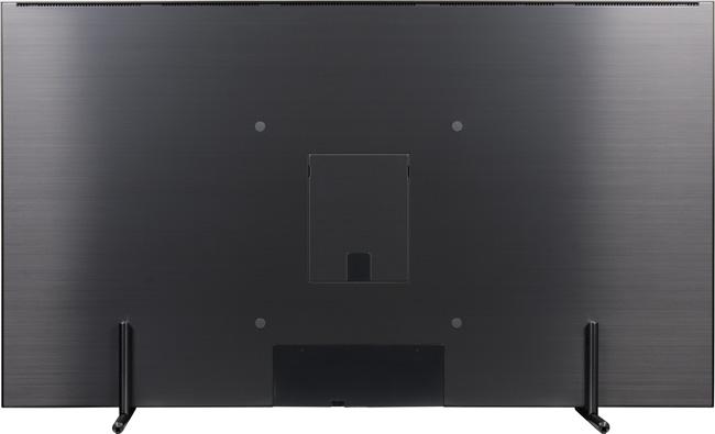 QLED-телевизор Samsung QE65Q9FAMUXRU, вид сзади