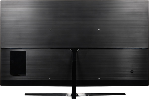 ЖК-телевизор Samsung UE55KS8000U, вид сзади