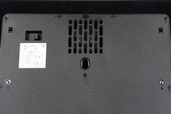 OLED-телевизор Sony Bravia KD-55A1. Низкочастотный громкоговоритель