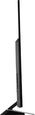 ЖК-телевизор Sony KD-55XD9305, вид сбоку
