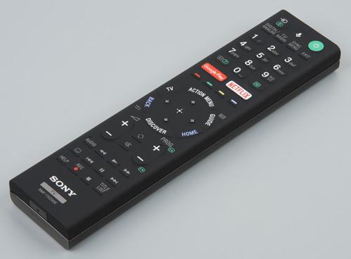 ЖК-телевизор Sony KD-55XD9305, Пульт ДУ