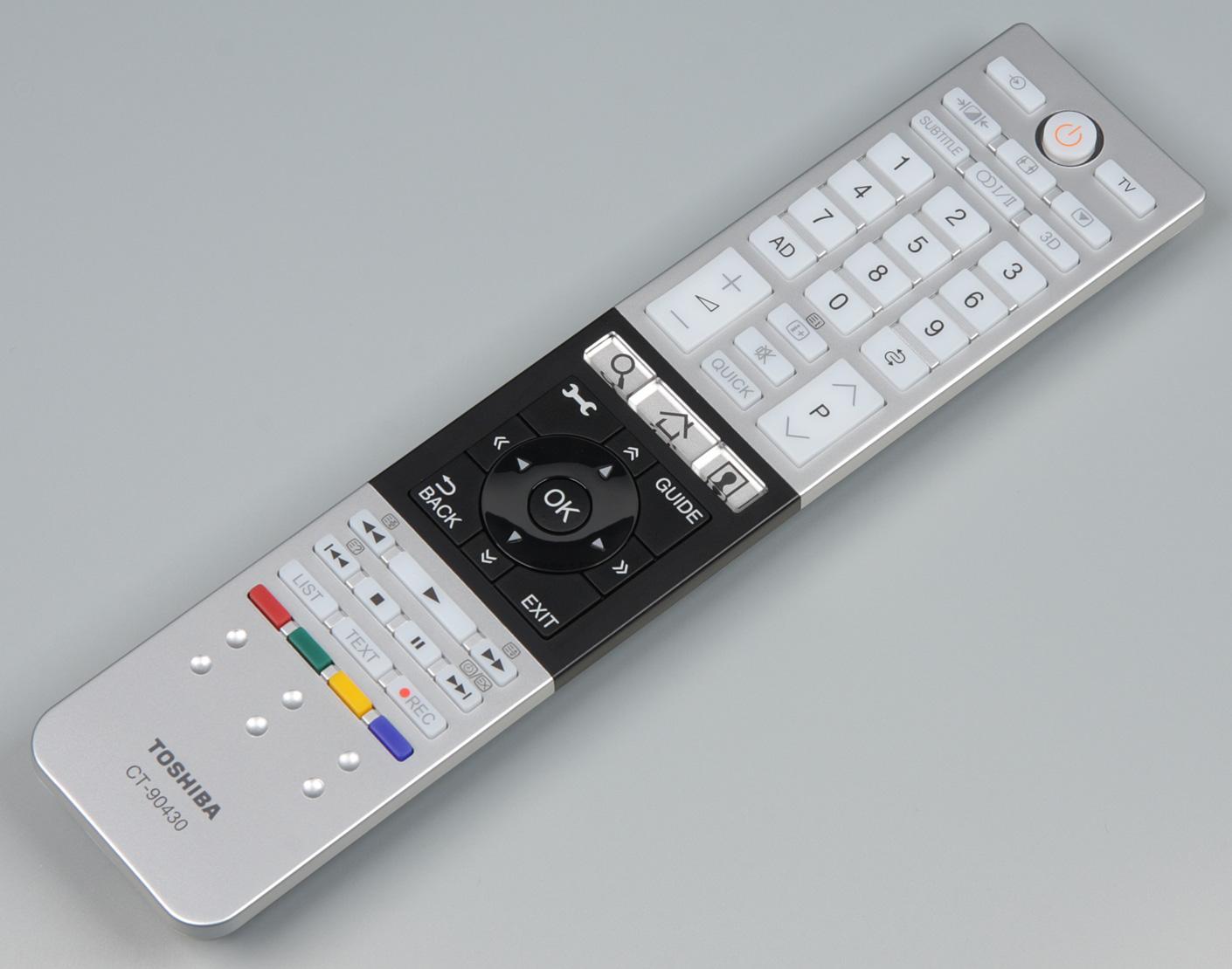как настроить телевизор тошиба без пульта