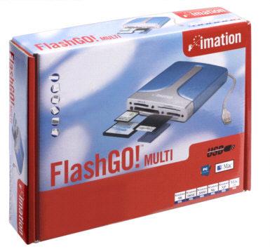 Imation flashgo