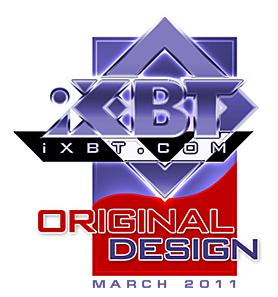 Original Design - награда за уникальный дизайн модели