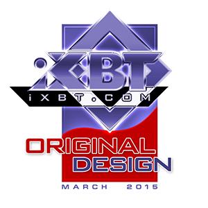 Original Design - iXBT.com Editors Award